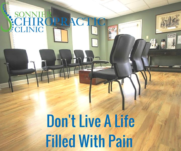 Let Sonnier Chiropractic Clinic be there to help you with your pain. Whether it be an adjustment or a massage we want to make your body feel healthier. Call either #BatonRouge at (225) 766-2952 or #Zachary at (225) 658-1407 to schedule your next appointment today! #Louisiana