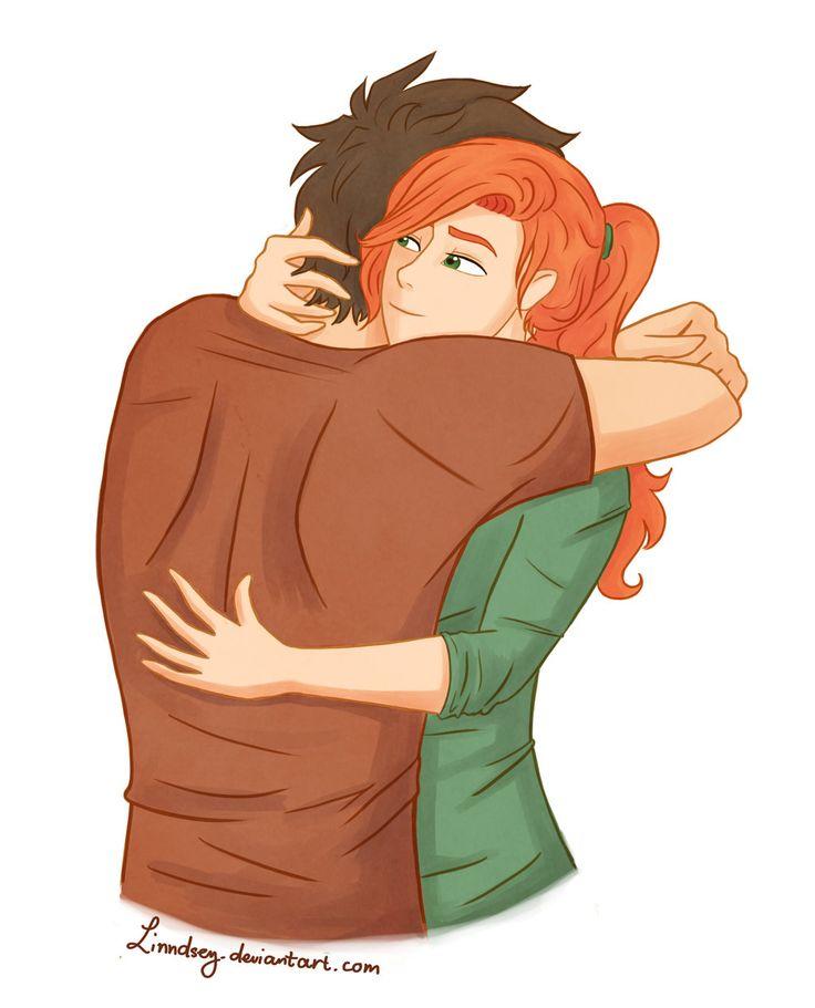 James needs a hug... by Linndsey.deviantart.com on @deviantART
