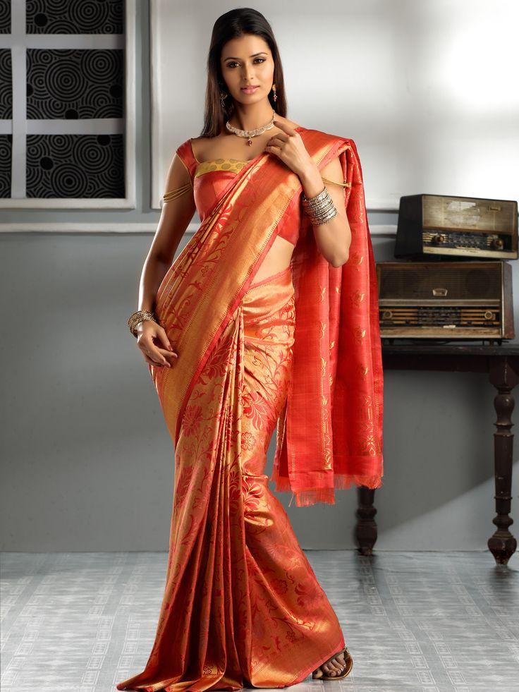 Kalyan Silks | silk sarees | Indian silk sarees, Saree ...