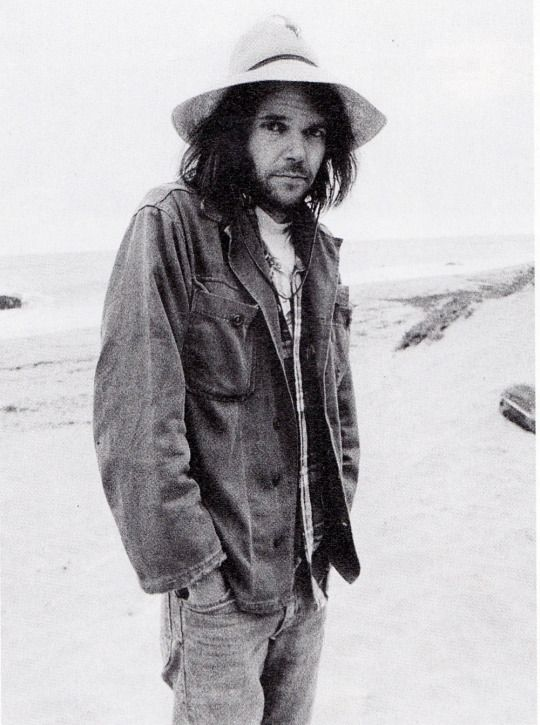 Neil Young, On the Beach