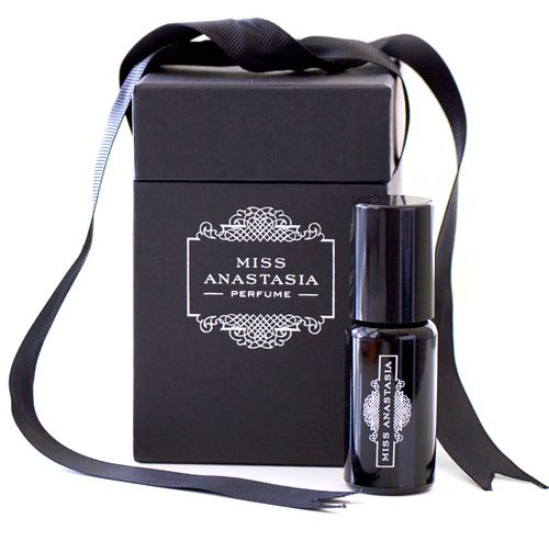 Miss Anastasia New Perfume #fragrance #packaging