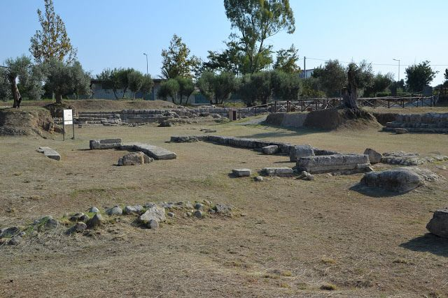 The Scuola Normale Superiore of Pisa an CNR-IBAM are conducting a joint study of the ancient Graeco-Roman city of Locri in the Province of Reggio, Calabria, Southern Italy...newly discovered.