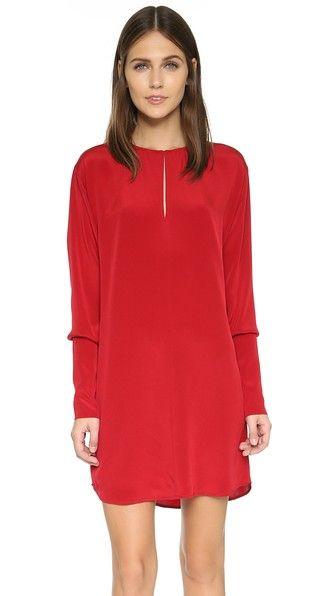 Tamara Mellon Платье с каплевидным вырезом