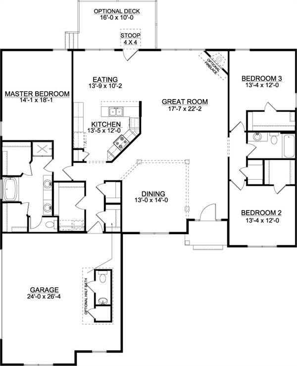 18 best ahp floorplan images on pinterest business suits for Americas best home place