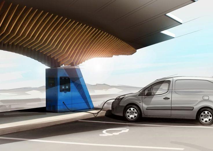 Peugeot presenteert duurzame oplaadstations voor autos  Peugeot Design Lab heeft haar visie op de toekomst gegeven als het om oplaadstations van elektrische autos gaat. Die visie uit zich in de Driveco Parasol die gemaakt is van duurzame materialen. Autos worden door het apparaat in de schaduw gehouden door een dak met zonnepanelen die op hun beurt weer voor de energie zorgen die de autos nodig hebben. Daarnaast delet het systeem energie met andere stations die het nodig hebben.  De Driveco…