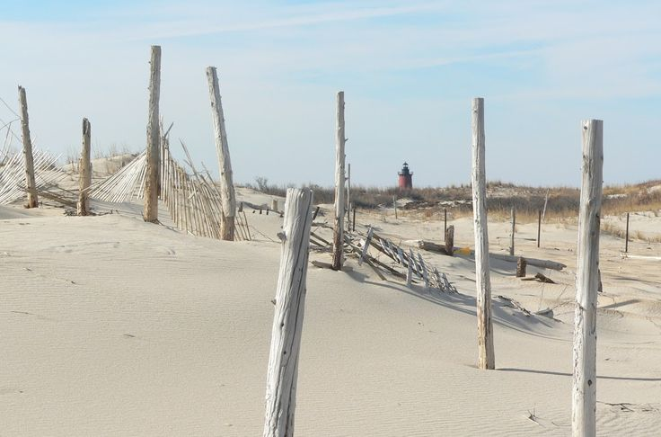 Dune walk path closed until spring and repaired.