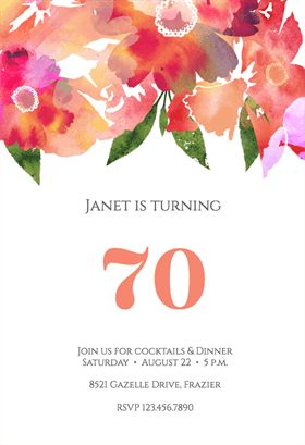 手机壳定制pants for women quot Watercolor Classic quot  printable invitation template Customize add text and photos Print or download for free