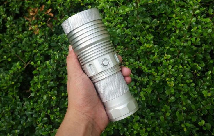 HaikeLite MT07S XHP70.2 4500LM NW Super Bright Long Range LED Flashlight 500M