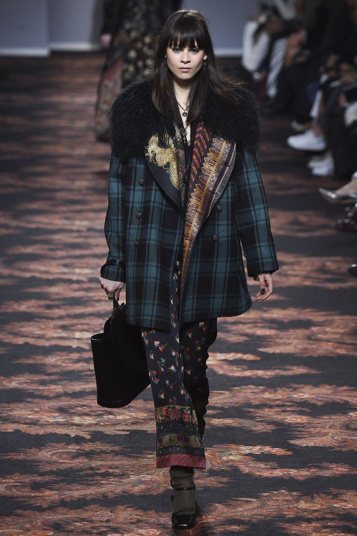 Etro Fall 2016 Ready to Wear Collection Photos   Vogue