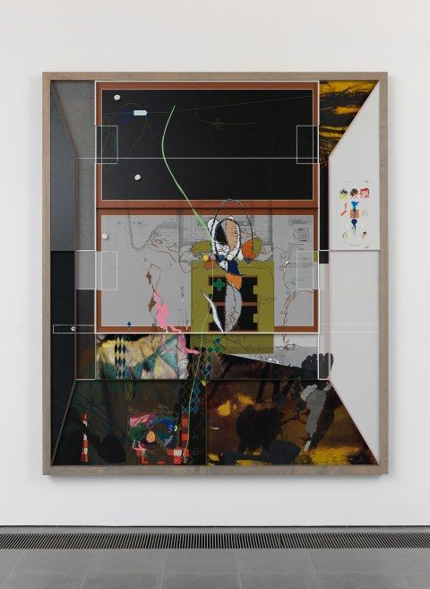 Helen Marten: Drunk Brown House @ Serpentine Galleries, London