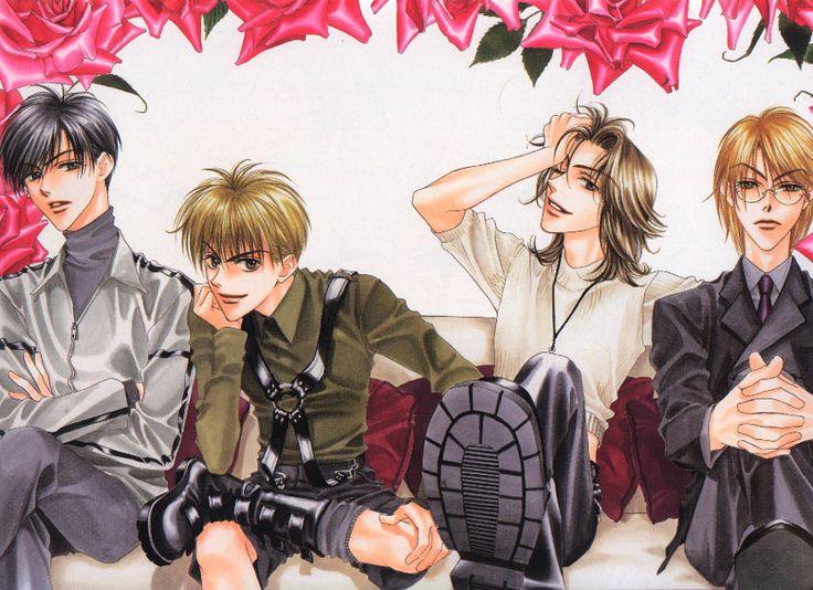 hana kimi manga | Publicado por Yuna_Hikari en 00:38