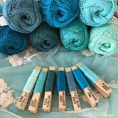 Catania New Mediteranean Pack - ett färgkoordinerat 7-pack med längtan till Medelhavet. Bara hos BautaWitch.com