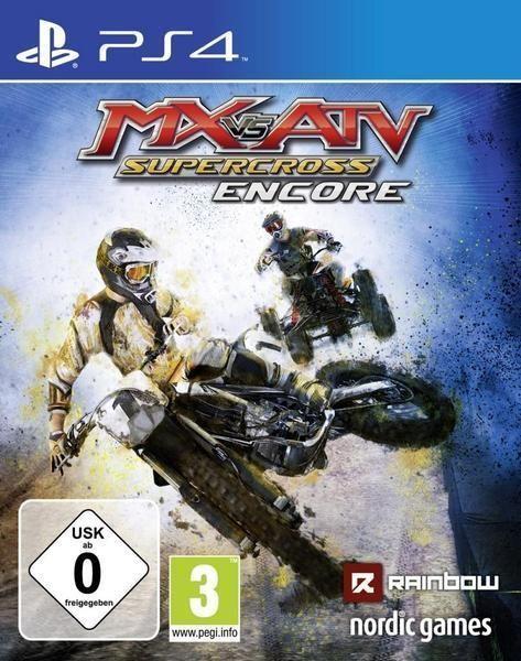 MX vs. ATV - Supercross - Encore Edition für PlayStation 4 | eBay