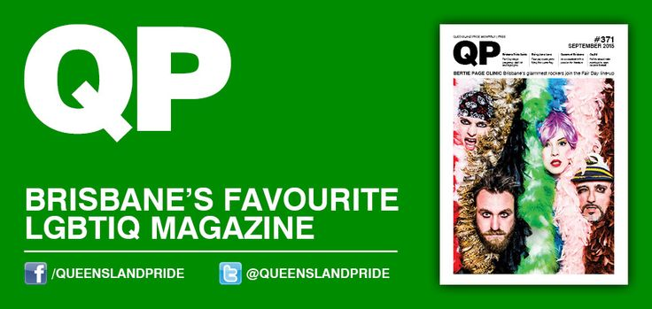 Queensland Pride 371 Out Now (Club TV Screen)
