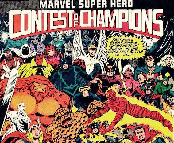 It was Marvel's first miniseries, but does Contest of Champions still hold up today? Find out on Back Issue Bloodbath.