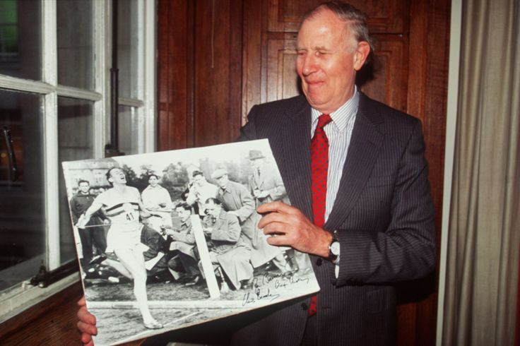 Facing All-Encompassing Doubt Roger Bannister Still Broke the 4-Minute Mile. You Too Must...