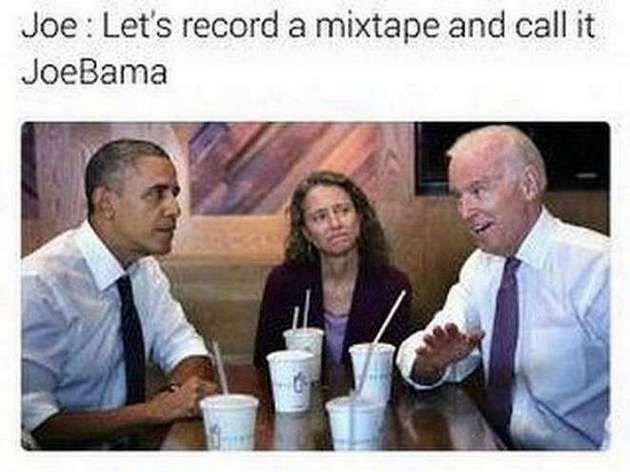 Biden Leadership Laughshop Com Political Jokes Joe Biden Memes Creepy Joe Biden