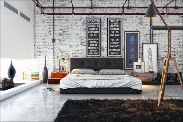 Masculine bedroom ideas, some industrial, other modern or minimalist but art is a common factor. Are you looking for unique art photos to complete your decor? Visit bx3foto.etsy.com