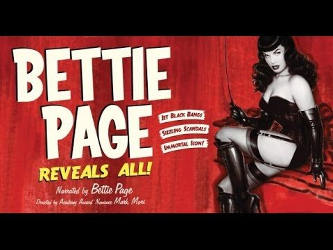 Bettie Page Reveals All | HD Documentary Film - Cosmos Documentaries | Watch Documentary Films Online
