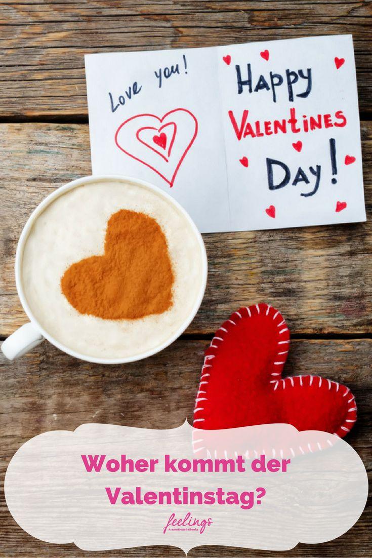 Der 14. Februar Ist Der Tag Für Alle Verliebten. Mehr Als An Jedem Anderen