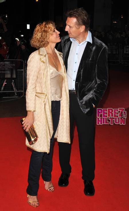 83 best images about liam neeson on pinterest for Natasha richardson and liam neeson