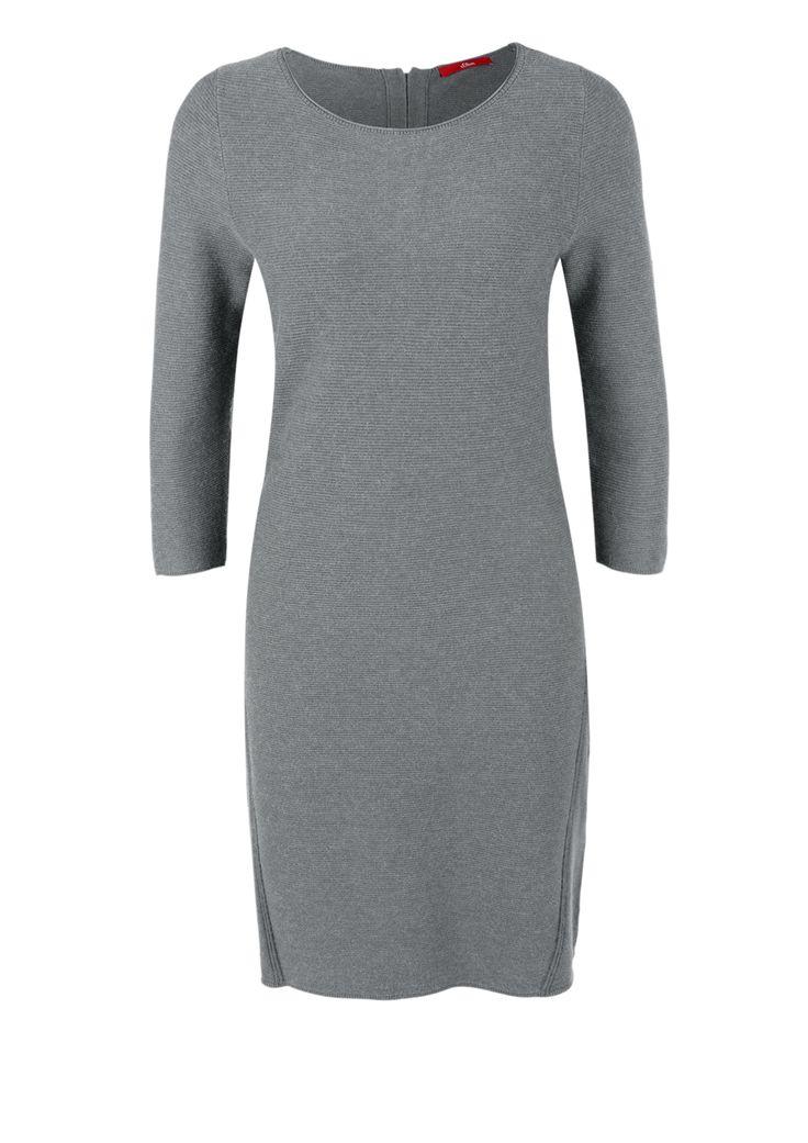Strickkleid Jetzt bestellen unter: https://mode.ladendirekt.de/damen/bekleidung/kleider/strickkleider/?uid=7869b55f-fe1d-54fd-bce0-a78c0dd2fe2d&utm_source=pinterest&utm_medium=pin&utm_campaign=boards #strickkleider #damen #casual #kleider #bekleidung