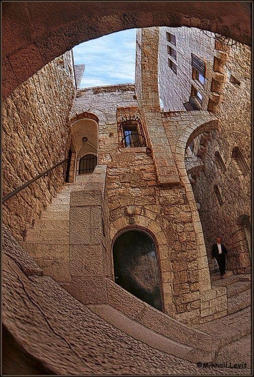Jerusalem. I want to walk where Messiah walked....soon!