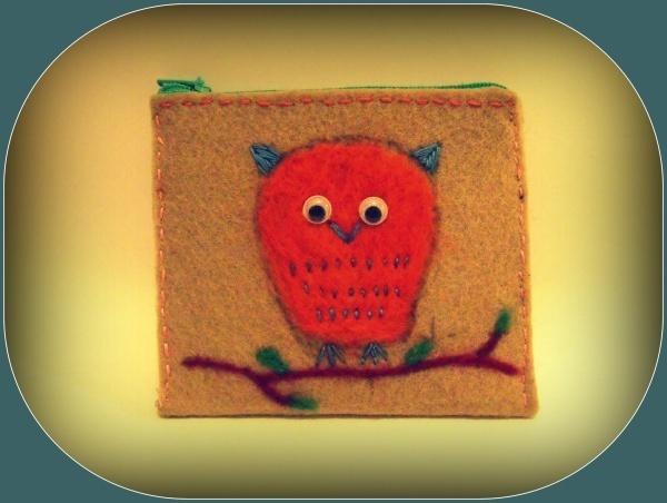 Wallet owl