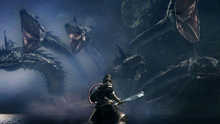 По долгам: грибочки, Хавел и многоглавая тварь! - Dark Souls PtDE #15