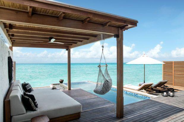 Fairmont Maldives to Open in April 2018
