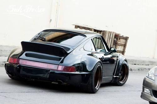 RWB Porsche 911 #porsche #rwb                                                                                                                                                                                 More
