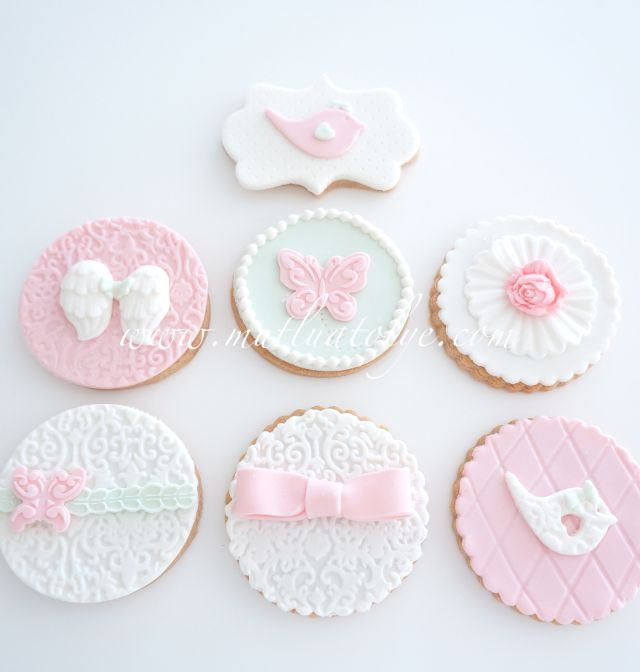 romantik bebek kurabiyeleri