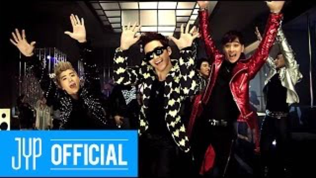 """[M/V] 2PM """"HANDS UP"""" from HANDS UP"""