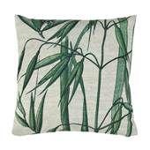 Op zoek naar een nieuwe look voor jouw interieur? Denk eens aan een simpele aanpassing zoals het vervangen van de kussens in huis. Het HKliving bamboo kussen heeft een tropische print. Tip: combineer met meerdere kussens voor een mooi geheel!