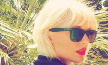 How To Go Bleach Blonde Just Like Taylor Swift
