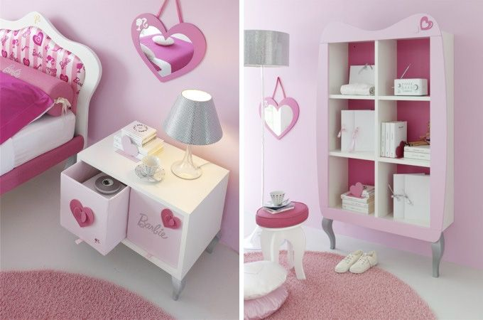 cute barbie bedroom set ideas