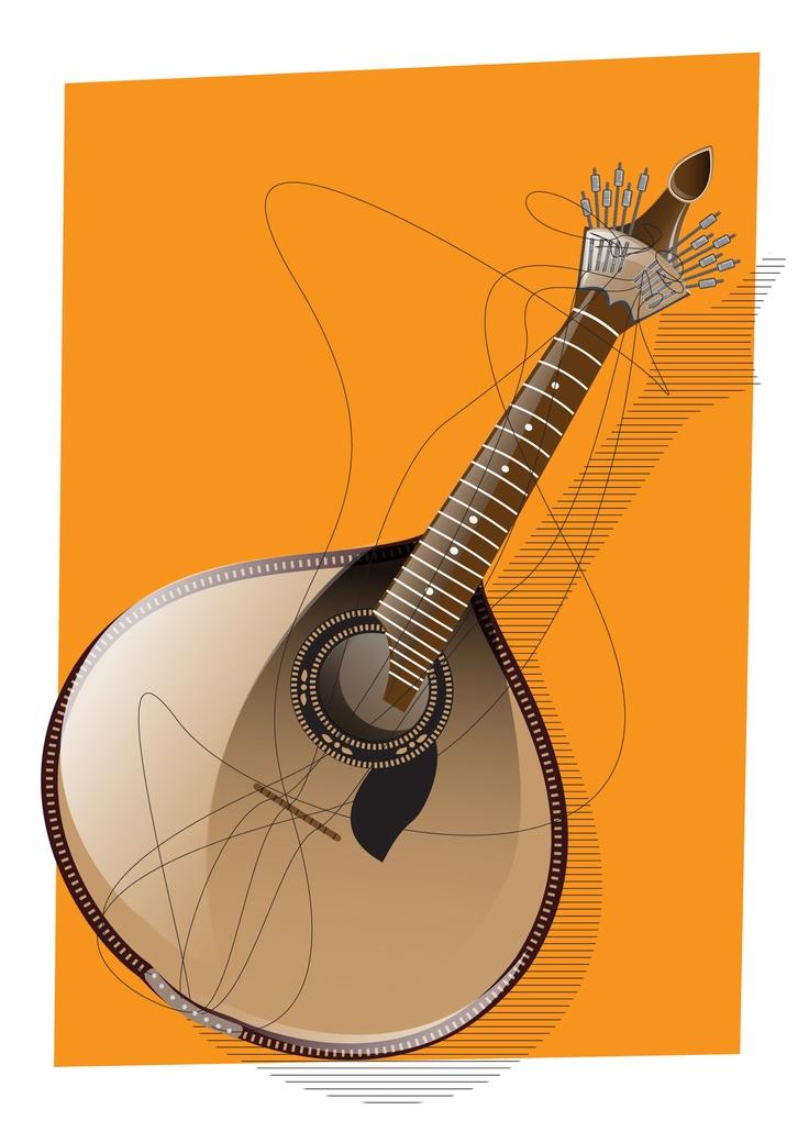 Guitarra Portuguesa | Portuguese Guitar
