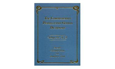 The Comprehensive Pennsylvania German Dictionary, Vol. Six: K, L