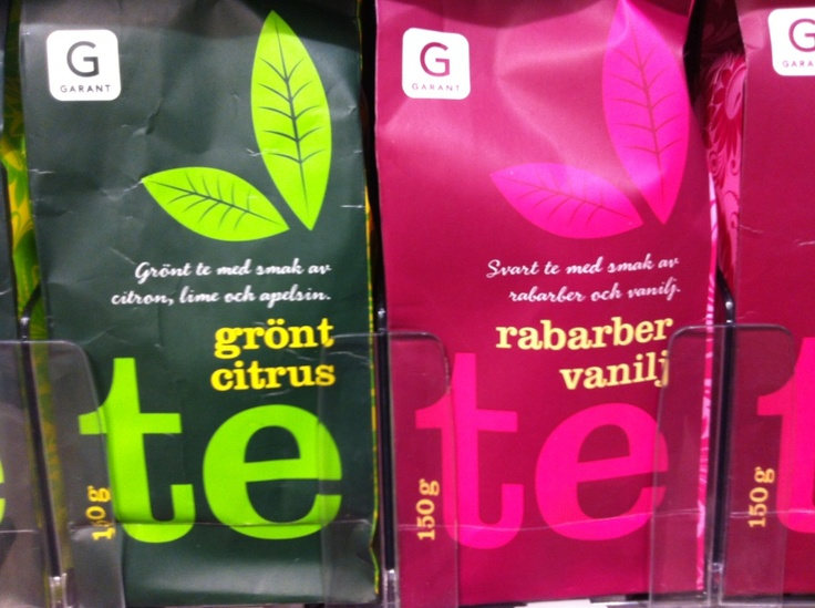 Tea packaging by Garant » Son T
