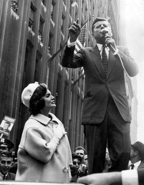 19 octobre 1960 - Les plus belles photos des Kennedy - Elle