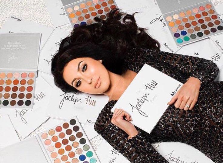 Jaclyn Hill X Morphe palette launching June 21, 2017!!