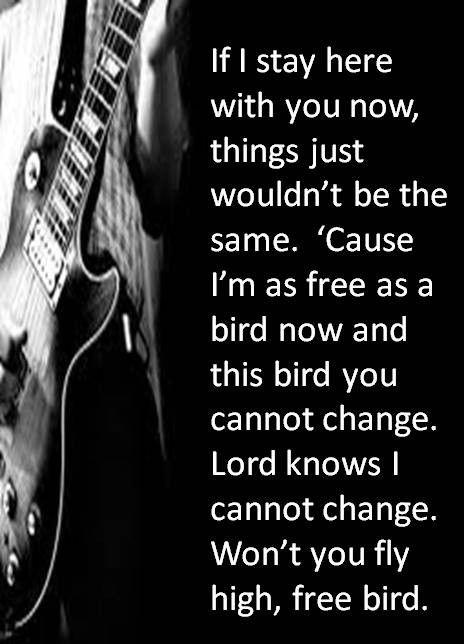 Lynrynd Skynyrd lyrics http://alcoholicshare.org/