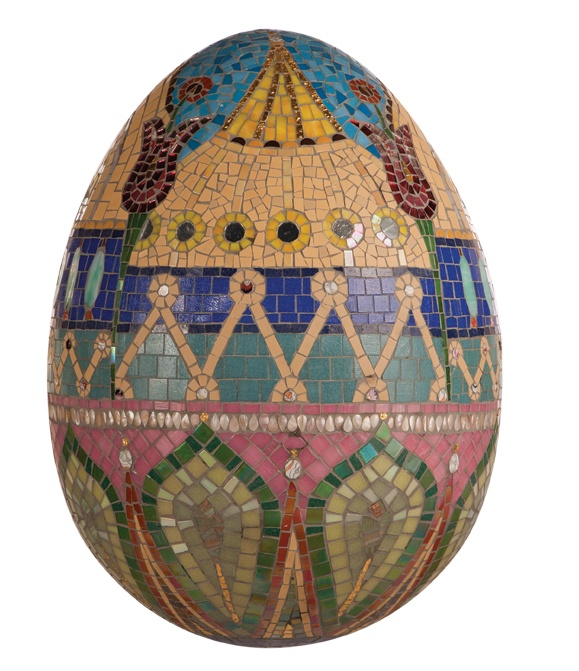 1000 images about eggs mosaic on pinterest rhinestone for Egg mosaic design