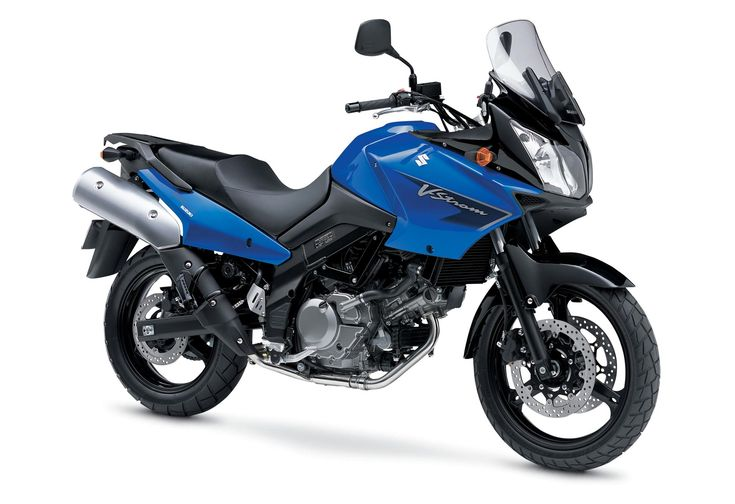 SUZUKI V-STROM 650 (DL650), supposedly great bike, but does Suzuki pay their designers to purposely make it soooo hideous?