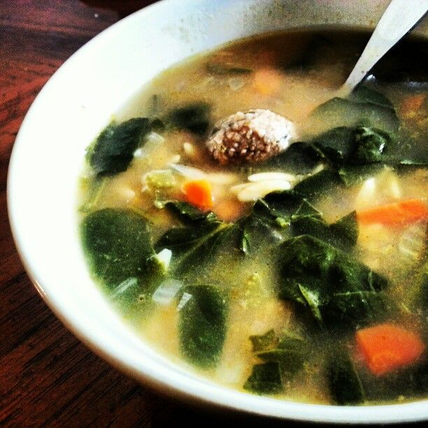 Easy Italian Wedding Soup Recipe: 17 Best Images About Vegan Italian On Pinterest