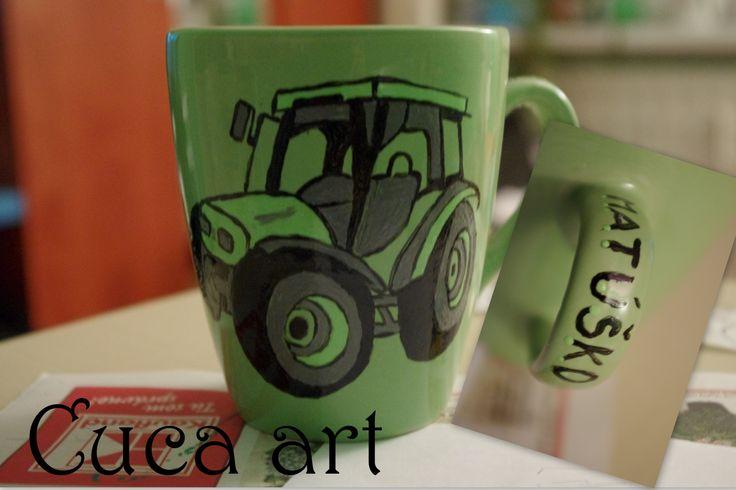 Matúškov traktor