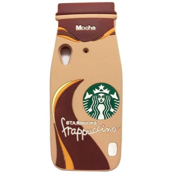 Jicheng Electronic HTC Desire 626 626s Starbucks Mouse Case,3D Cartoon... ❤ liked on Polyvore featuring case and phone case