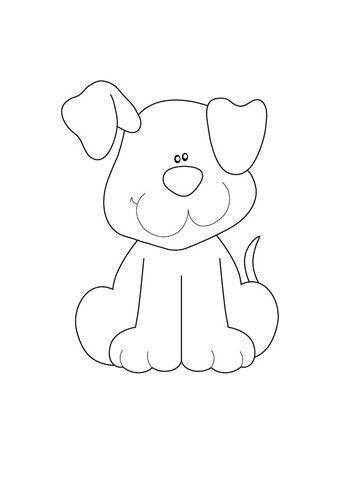 Confira variados moldes de cachorros em tamanhos naturais, prontos para serem baixados e usados em seus trabalhos de Patchwork, EVA e feltro. Baixe grátis cada um deles e crie novos projetos artesanais.