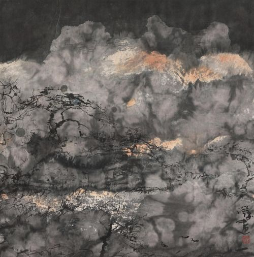 Hong Ling(洪淩 Chinese, b.1955)here, here and here   B-sides   Bloglovin'