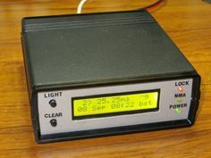 Arduino - DSL Router Monitor